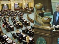 Ape agitate in Senat. PNL ii cere demisia lui Calin Popescu Tariceanu