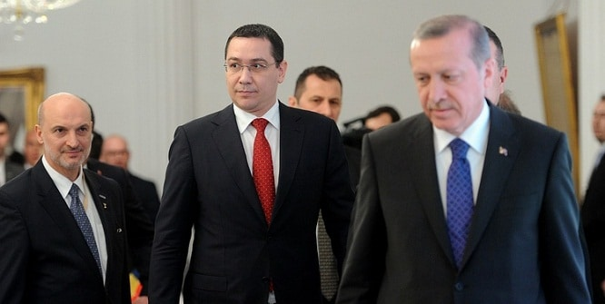 Victor Ponta isi doreste ca Romania sa preia modelul de progres al Turciei: E un model de urmat