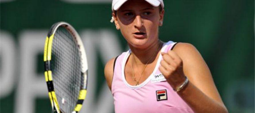Irina Begu s-a calificat in turul secund al turneului de la Charleston (SUA)