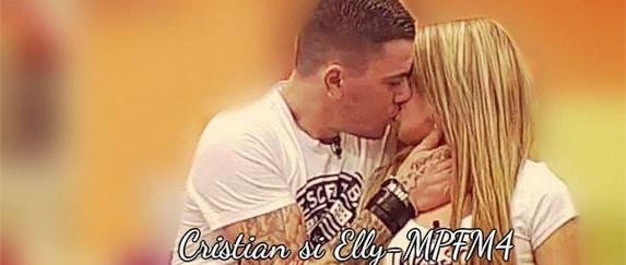 Fanii MPFM4 discuta pe internet care sunt sansele de reusita ale cuplului Cristian-Elly, dupa finala competitiei