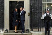 REZULTATE ALEGERI MAREA BRITANIE: David Cameron a fost reales deputat, conservatorii ar putea forma singuri guvernul