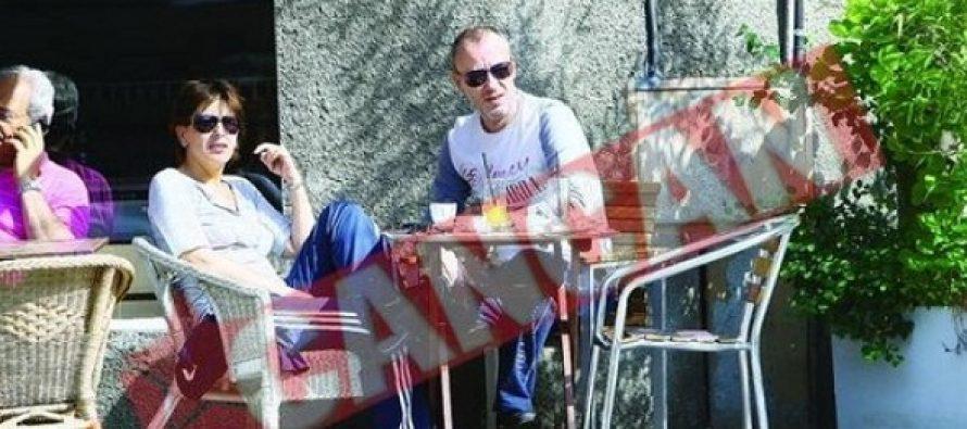Andrei Gheorghe a divortat de Petruta Grigoriu