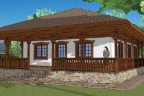 Case traditionale romanesti, stilul care revolutioneaza piata. Arhitectul Adrian Paun: Chiar eu spun WOW