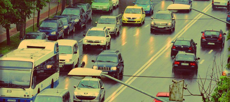 Traficul rutier este restrictionat sambata si duminica in Bucuresti in vederea organizarii unor evenimente sportive si culturale
