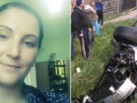 Cristina Mailat, fosta jurnalista, a murit intr-un accident teribil la Gilau - Cluj
