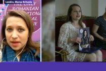 Daniela Vitelaru, o romanca din Marea Britanie care le prezinta strainilor partea frumoasa a Romaniei