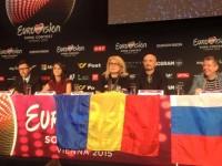 EUROVISION 2015: VOLTAJ a calificat Romania in finala Eurovision