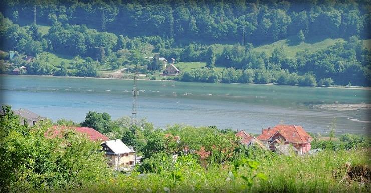 Inundatii in Romania. IGSU: Au fost afectate 44 de localitati din 16 judete ale tarii