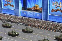 Rusia va organiza cele mai importante manevre militare din 1981 pana azi, cu o mie de avioane de lupta, 36.000 de vehicule militare si 300.000 de soldati