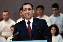 Ponta: Macar presedintele TSD este singurul sef de organizatie nationala a PSD care nu e din Teleorman