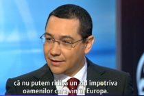 Victor Ponta, interviu Al Jazeera: Europa sa se pregateasca de un nou val de imigranti. Tarile europene trebuie sa-i primeasca