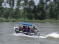 Accident pe Lacul Snagov, doua ambarcatiuni s-au ciocnit violent azi-noapte