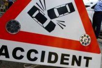 Accident in Suceava, un sofer baut a intrat intr-o masina cu sase oameni