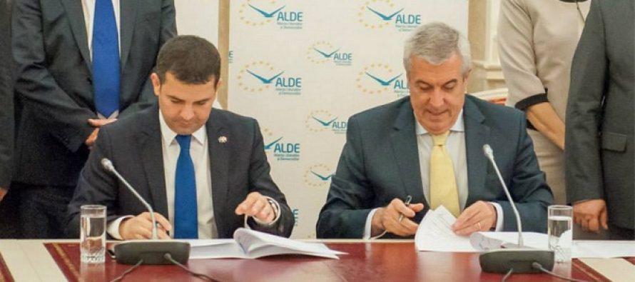 ALDE va transmite un punct de vedere comun cu PSD si UNPR pe Codul Fiscal