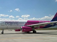Wizz Air anunta lansarea noii curse aeriene Craiova - Bruxelles Charleroi, care va fi operata martea si sambata
