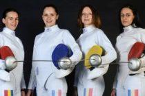 AUR PENTRU ROMANIA! Echipa feminina de spada a castigat aurul la Europenele de la Montreux