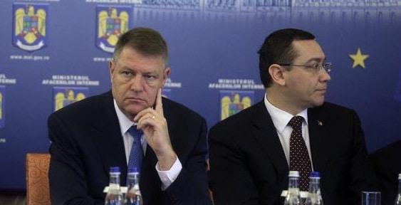 Iohannis: Ponta s-a folosit de influenta pe care o are ca premier. Intelegem ca exista doua Romanii?