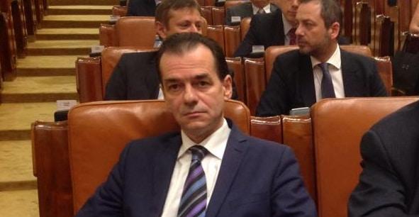 Ludovic Orban, inlocuit in grupul PNL din Camera Deputatilor