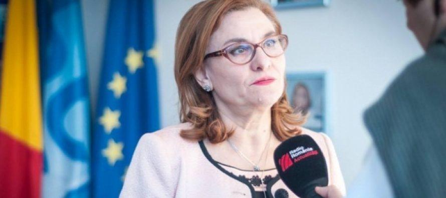 Maria Grapini pleaca din PC si ar putea intra in Partidul Umanist Conservator, noul partid al lui Dan Voiculescu