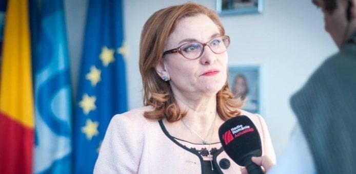 Europarlamentarul Maria Grpini deplange la RFI lipsa de unitate, cu ocazia evenimentului de la Ateneu de preluare a presedintiei Consiliului UE de catre Romania
