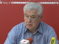 REP. MOLDOVA: Natalia Gherman, desemnata premier interimar. Voronin ar putea redeveni presedinte