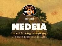Groove ON prezinta Nedeia, intre 3 si 5 iulie la Tecsesti. Nu rata cel mai autentic festival al verii