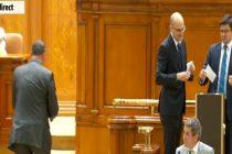 Pensii speciale pentru parlamentari. Legea pensiilor speciale va intra in vigoare dupa ce va fi promulgata de presedinte