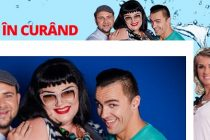 SPLASH! VEDETE LA APA 2015: Diana Munteanu, Alina Puscas si Pepe vor fi prezentatorii emisiunii