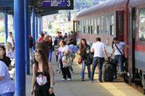 TRENURILE SOARELUI 2015: CFR pune in circulatie, din 12 iunie, Trenurile Soarelui catre Litoral si Delta Dunarii