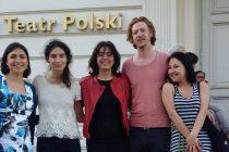 Universitatea Hyperion, premiata la Festivalul International de Teatru Francofon pentru Studenti din Polonia