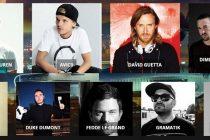 UNTOLD FESTIVAL CLUJ 2015 – AVICII, ARMIN van BUUREN si DAVID GUETTA, concert incendiar intre 30 iulie si 2 august