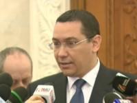 Ponta: Restructurarea ANAF va continua, rambursarea TVA trebuie sa ajunga la 15 zile