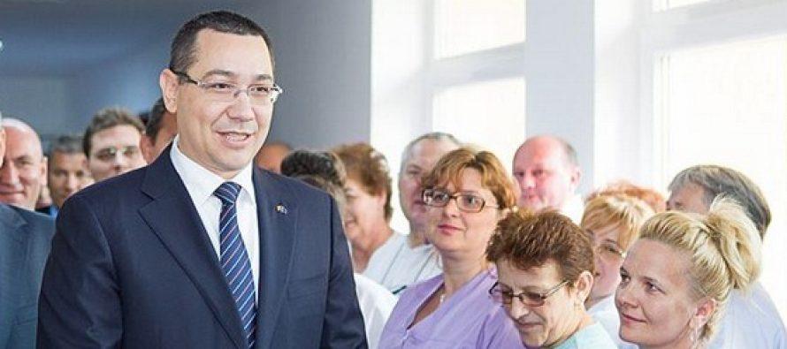 Operatia lui Victor Ponta da peste cap activitatea Guvernului