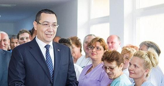 Victor Ponta se recupereaza
