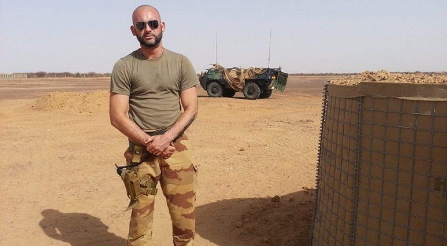 Alex in Mali
