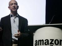 Amazon a devenit cea mai valoroasa companie din lume. CEO-ul Jeff Bezos, mai bogat cu 7 mld. de dolari in 45 de minute
