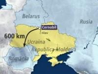 ALERTA! Un nor radioactiv de la Cernobil ar putea ajunge in Romania