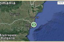 Cutremur in Marea Neagra de 4.4 grade pe Richter