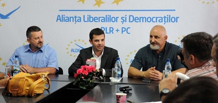 Daniel Constantin: La alegerile din 2016, ALDE va fi a treia forta politica din Romania