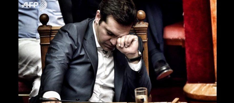 Alexis Tsipras distruge si ultima farama de incredere a Europei