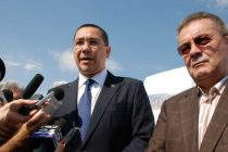 Victor Ponta a mers in Delta Dunarii cu mai multi ministri