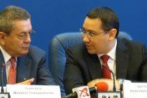 Ioan Rus a discutat la Guvern cu Victor Ponta despre noul ministru al Transporturilor