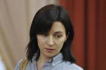 Maia Sandu, propusa premier in Rep. Moldova. Candidatura nu e agreata de PL si PDM