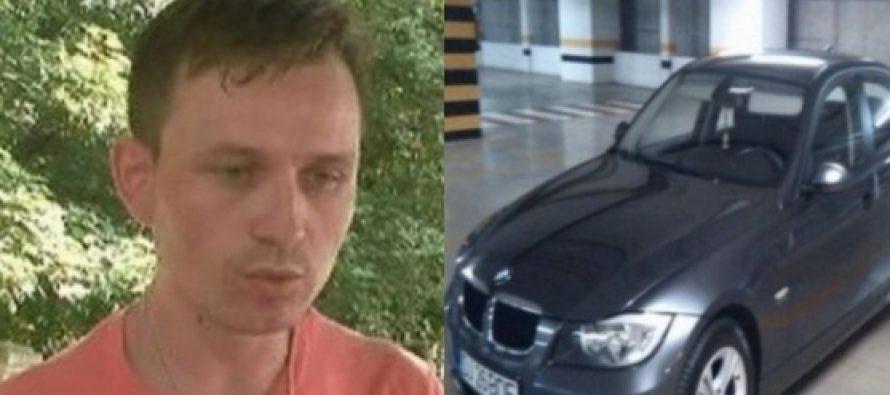 ATENTIE, in Bulgaria se fura ca in codru! Inca un roman a ramas fara masina chiar in fata unui hotel de 4 stele