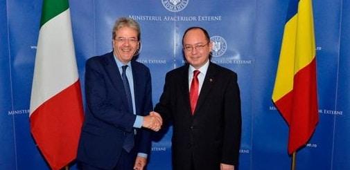 Italia a pariat pe viitorul economic al Romaniei