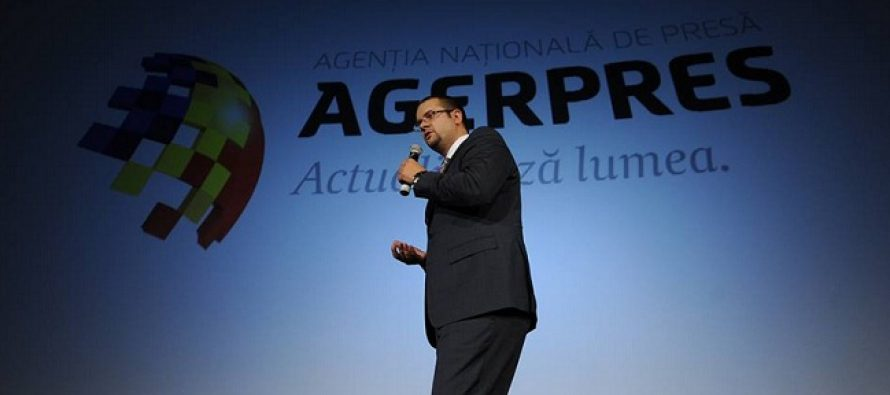 Alex Giboi, nominalizat pentru a fi membru in Alianta Europeana a Agentiilor de Presa – EANA