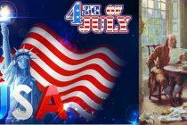 4 iulie – Ziua Nationala a Statelor Unite. Se implinesc 239 de ani de la Declaratia de Independenta