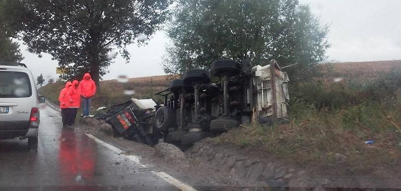 Accident Turturesti - Neamt