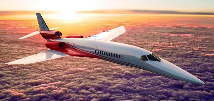 Un avion supersonic de linie va fi lansat in curand de Airbus. Pasagerii vor ajunge de la Londra la New York in doar 1 ora
