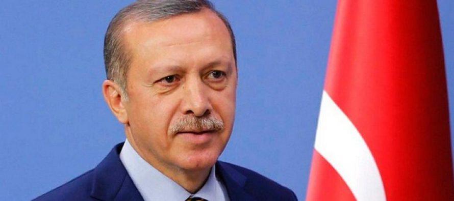 Dialog agresiv de la distanta intre Recep Erdogan si Guvernul Israelului